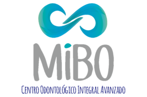 Logo MiBO Clinica Dental Almeria